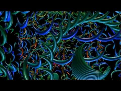 Singing Machine - Music by Solar Fields, Visuals by Chaotic