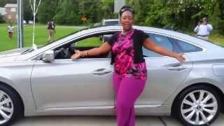 Teacher Gets a New Car for her Birthday!