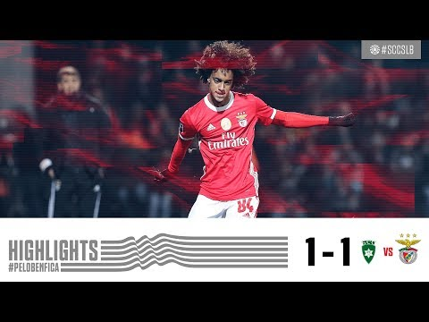 Highlights | Resumo: Benfica 4-0 Feirense (Liga 18/19 #11 from YouTube · Duration:  4 minutes 38 seconds