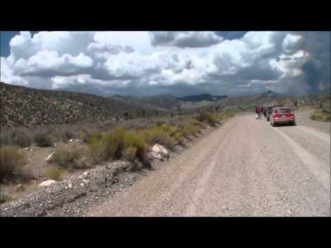 Area 51 and Rachel Nevada Trip