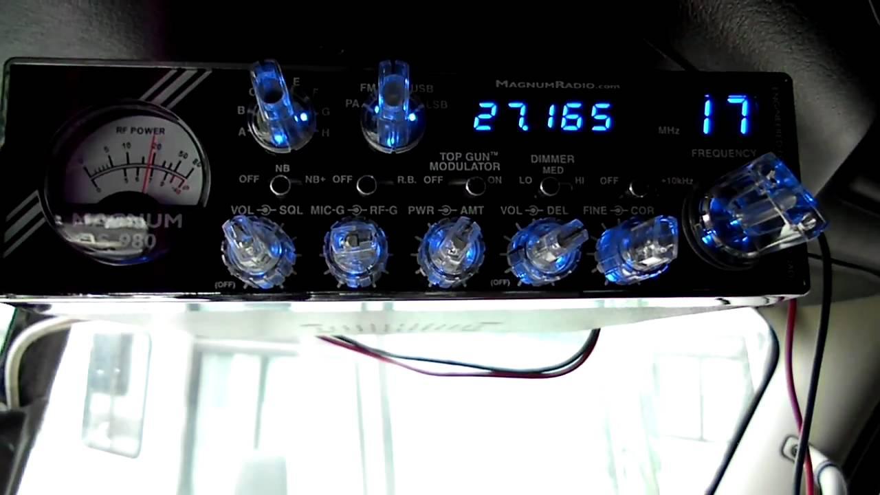 magnum s9 cb radio manual