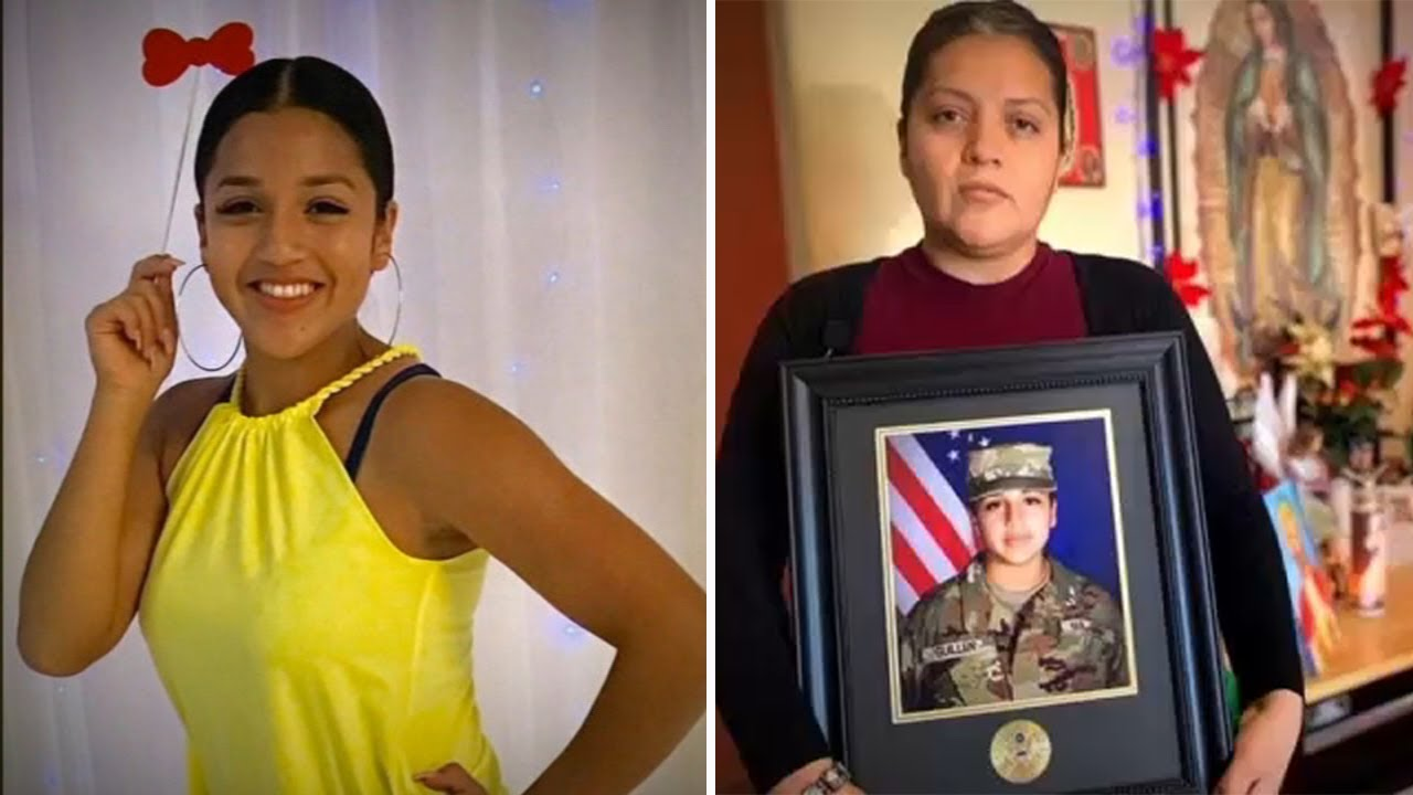 Unidentified remains found in search for missing soldier Vanessa ...
