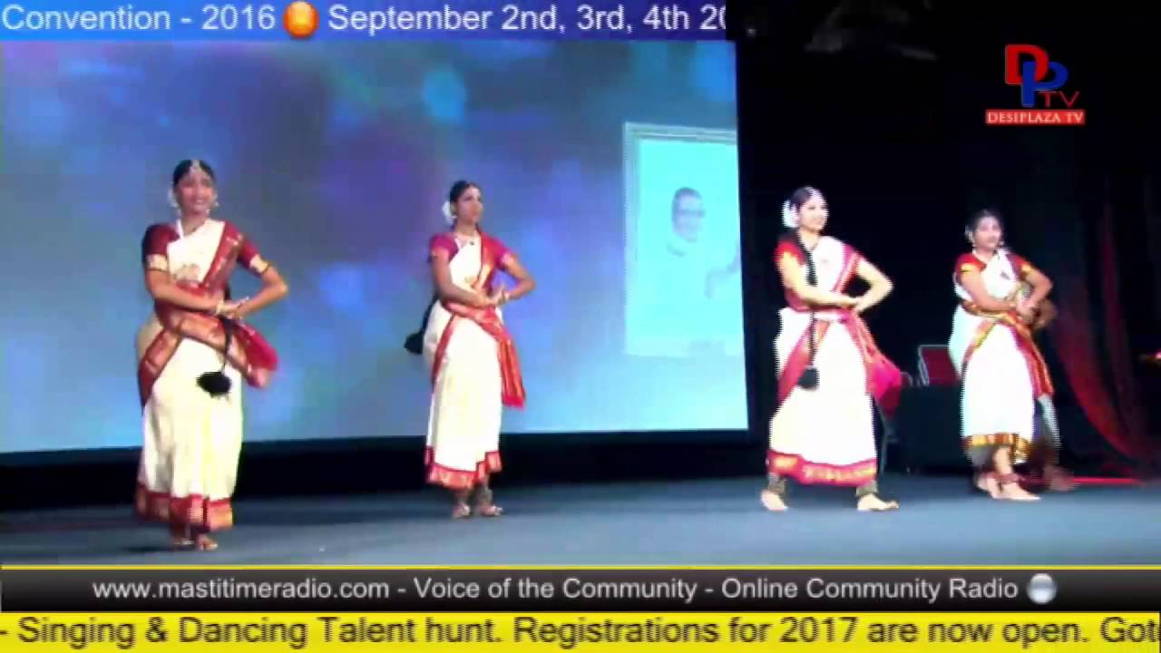 TCA Theme Song Dance Performance at TCA 40th Year Convention - 2016