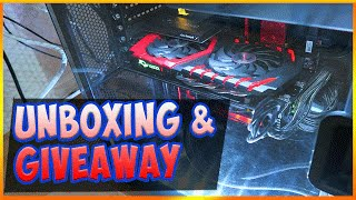 msi geforce gtx 1060 gaming x 6g msi z170a mpower giveaway unboxing