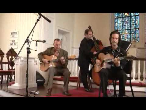 TONY GREEN & GYPSY JAZZ ~ FULL CONCERT 2009 THIBODAUX