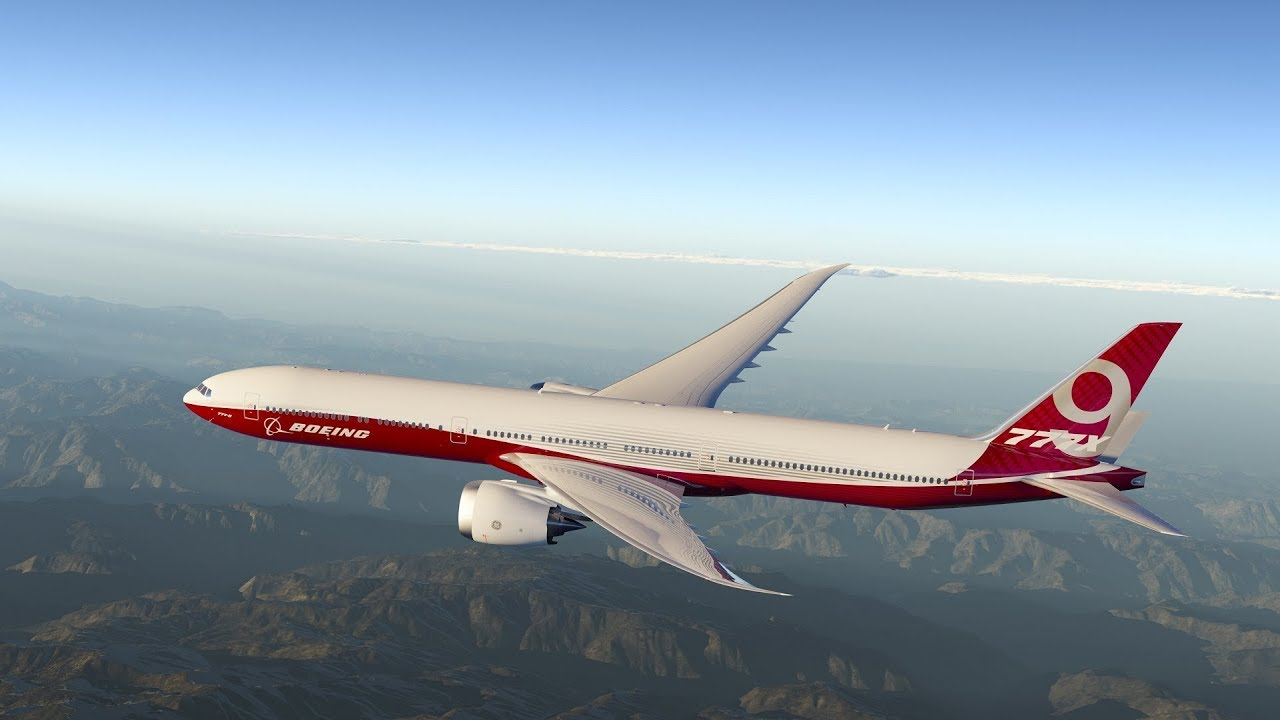 introduction of boeing