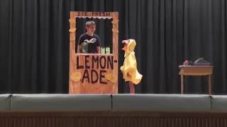The Duck Song - Marlborough Elementary Talent Show (Filmed in 2012, Posted in 2016) thumbnail