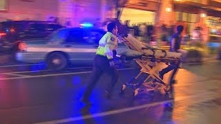 Mayor holds public briefing on deadly shooting in Downtown Seattle