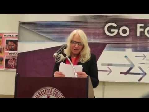 Briarcliffe College 2014 Valedictorian Nancy Ann Award Acceptance Speech