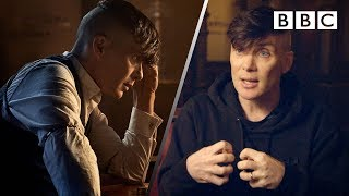 Cillian Murphy over zijn heftige personage Tommy Shelby uit Peaky Blinders