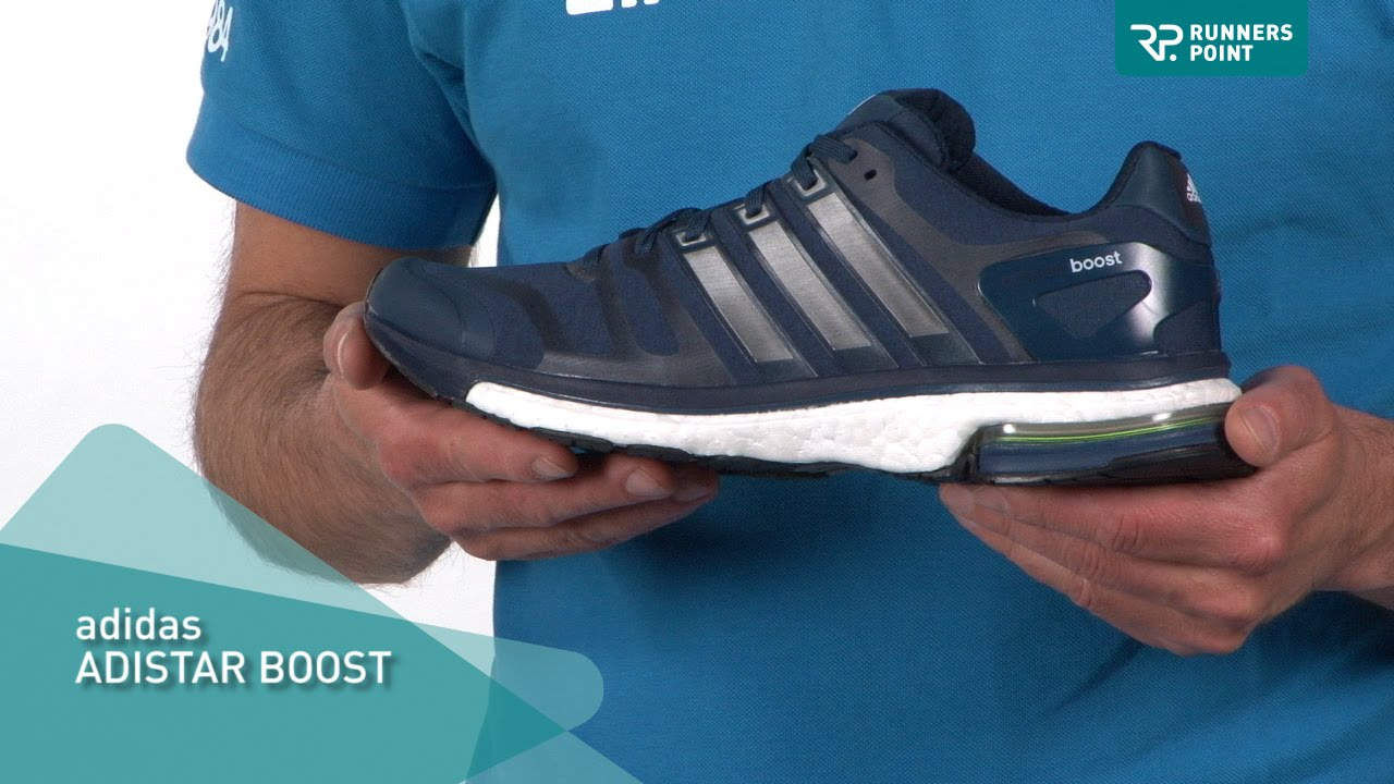 online store d8110 9cd25 adidas Adistar Boost - YouTube