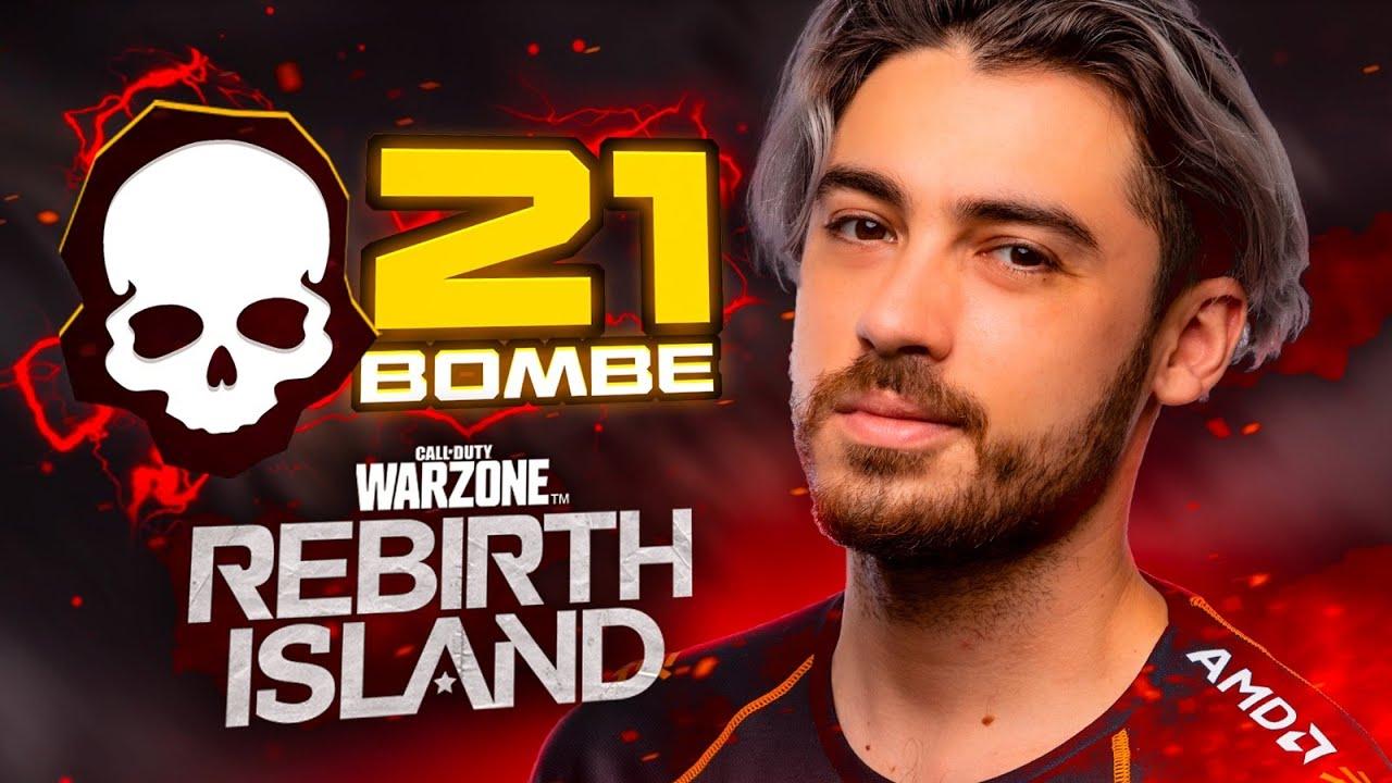 Download 21 BOMBE su REBIRTH ISLAND ad una VELOCITA' ASSURDA!