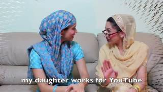 When family comes at home - Paramjeet Singh