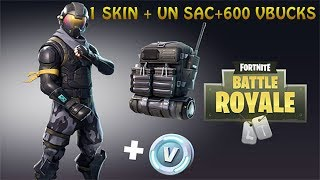 [TUTO] FORTNITE BATTLE ROYALE / OBTENIR THE START PACK!