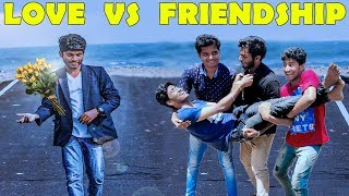 Love Vs Friendship Leelaigal | Laughing Soda