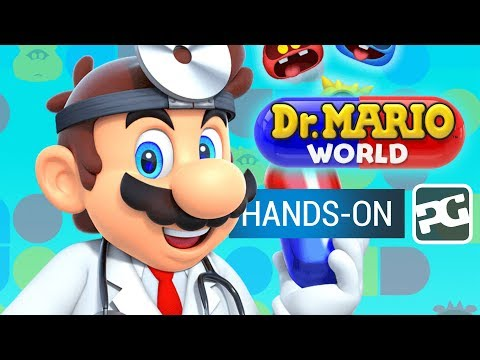 Dr  Mario World adds 20 new stages and 3 new doctors | Articles