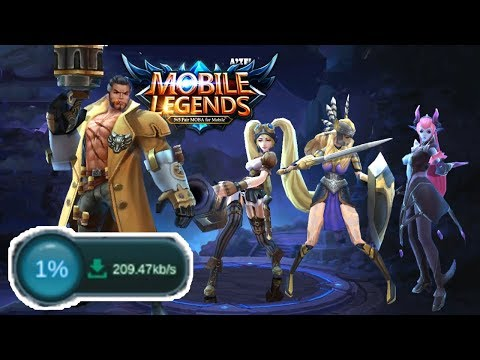Mobile Legends on 1 Percent