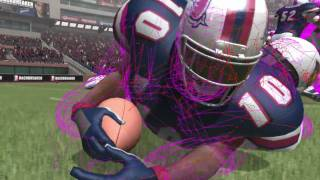 Backbreaker - Playstation 3 - Developer Diary