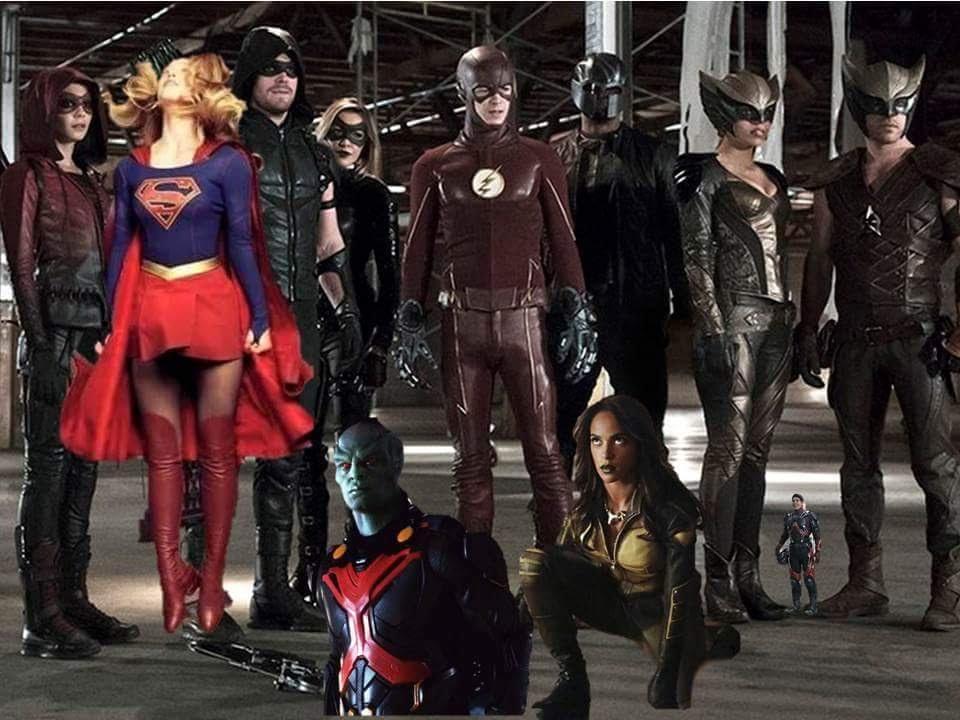 cw justice league - photo #15