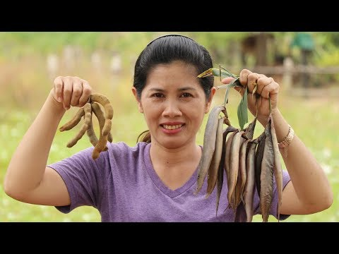 Awesome Cooking Peacock Eel Delicius With Tamarind Recipes – Cook Fish Recipe – Village Food Factory