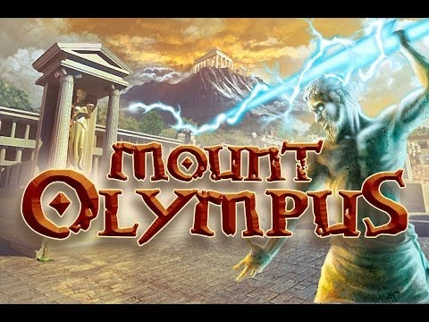 Mount Olympus - point and click adventure