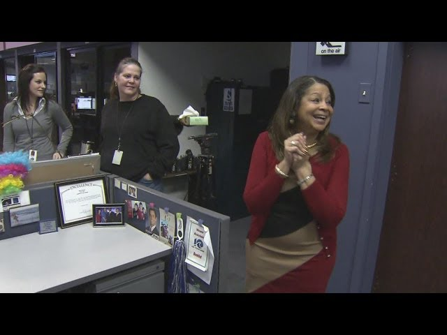 WAVY News 10 Anchor Alveta Ewell announces retirement Travel Video