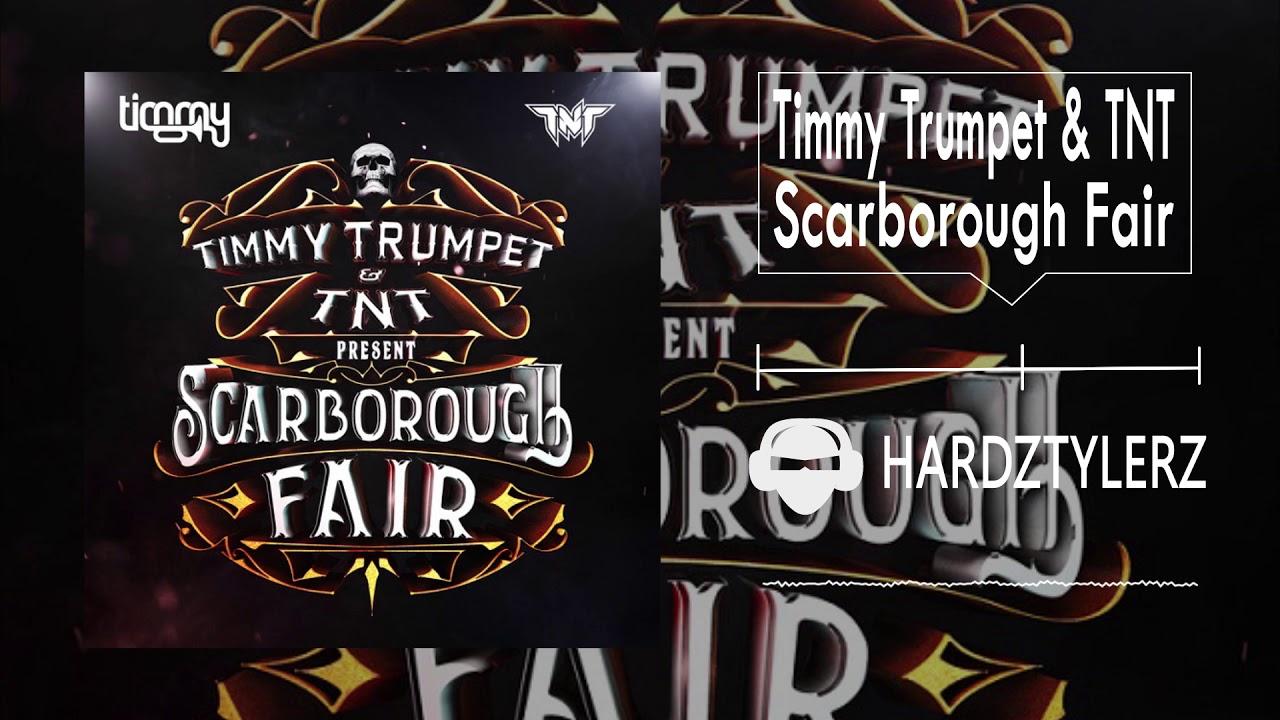 e8dbe904 Timmy Trumpet & TNT - Scarborough Fair (TTC148) : Hardstyle - Hardtraxx