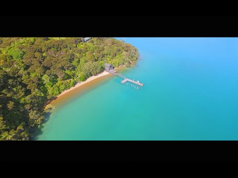 New Zealand Aerial Cinematic - Bay Of Islands