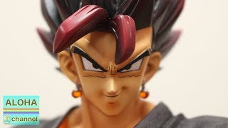 This video is 「【TRAILER】DRAGON BALL UNBOXING SSGSS VEGETTO VEGIT...