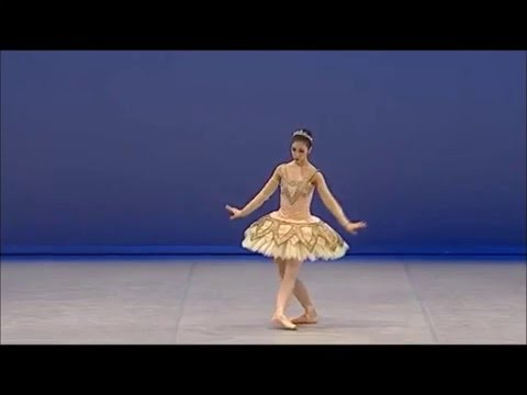 2013  PRIX DE LAUSANNE  Finals (the 6 Female Classical  Ballet Variations)
