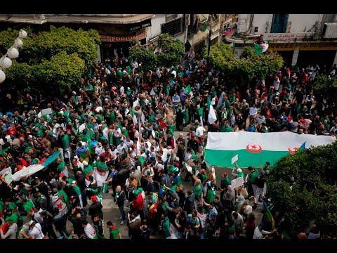 - سلمية وستبقى سلمية-.. شعار الجمعة التاسعة في الجزائر  - نشر قبل 41 دقيقة