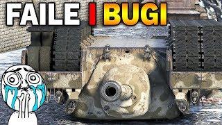 FAIL COMPILATION i BUG - World of Tanks