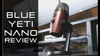 Blue Yeti Nano USB Microphone Review