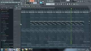 Hip Hop beat в FL Studio, проект(В этом видео я показываю свой хип хоп бит, если хотите увидеть разбор трека, пишите в коментарии! Вскоре..., 2016-05-31T21:33:36.000Z)