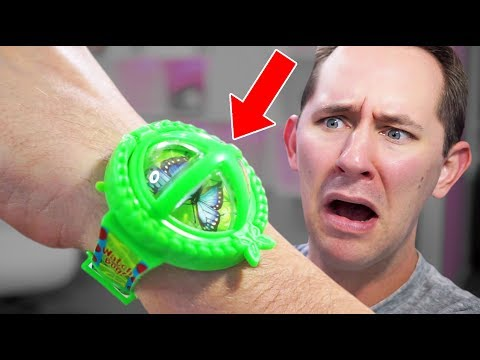 Thumbnail: Bug Watch? | 10 Dollar Store Products Sent In By Viewers!