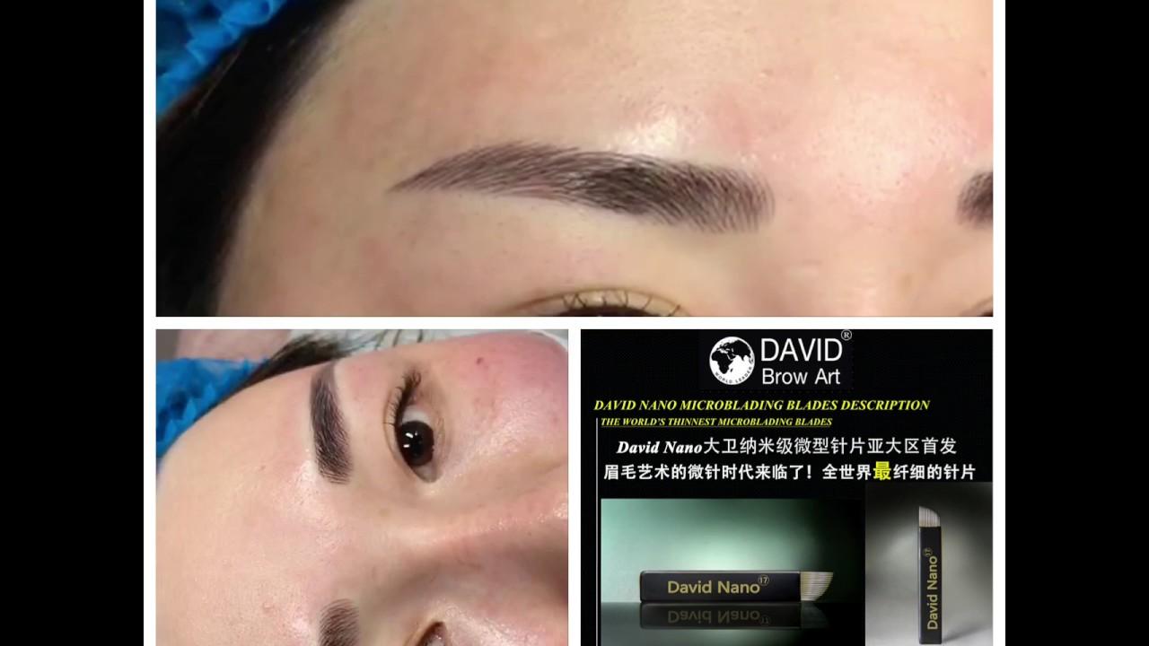 5927e537731 David Brow Art/ Microblading/Micropigmentation/3D Eyebrow/6D Eyebrows/PMU/ Eyebrows Academy