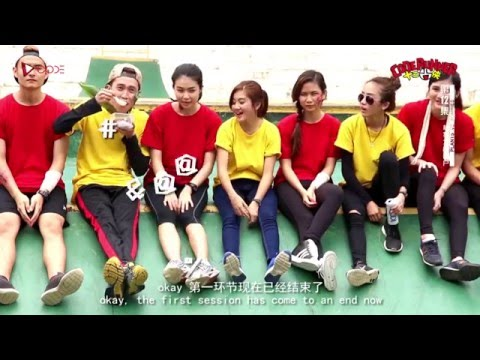 [Plant Vs Zombie 植物大战僵尸] S1 EP12 Code Runner 十二囧侠1st Live Game Show in Northern Malaysia