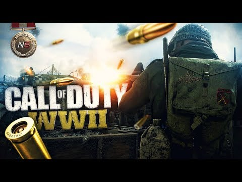 Call of Duty:WW2 is here! I'm back. - LIVE GAMEPLAY