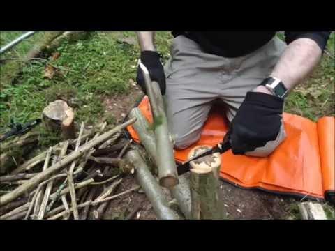 MTech: A Cheap Bushcraft Knife?