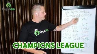 Champions League Wett Tipps am 25.02.2020 - King of Bets #Sportwetten
