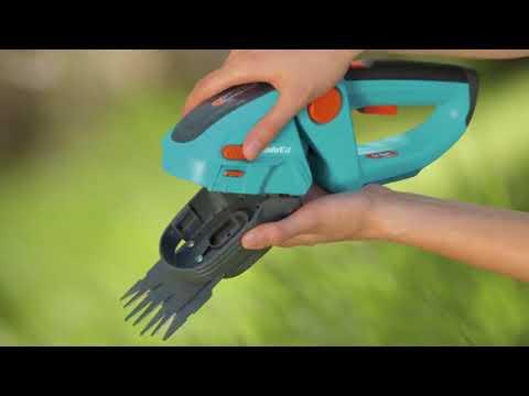 """Обзор «Ножницы для газонов и кустарников Gardena """"ComfortCut"""", аккумуляторные»"""