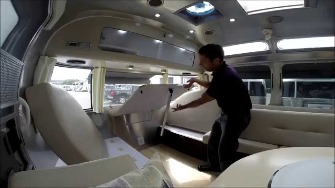 Walk Through 2015 Airstream International Signature 27fb