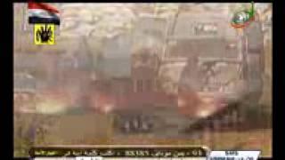 هتف الرصاص لفضيلة الشيخ عبدالله كامل لشهداء رابعة