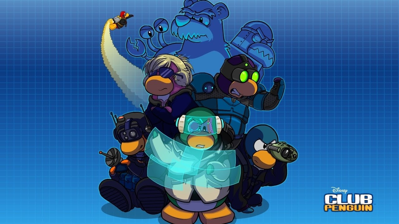 how to become an agent on club penguin rewritten