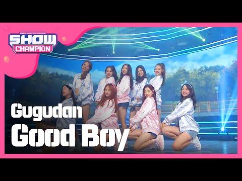 (ShowChampion EP.192) gugudan - Good Boy