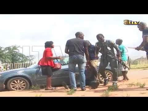 Edo prisons officials narrowly escape death in auto-crash