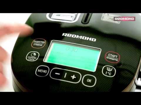 рецепты на мультиварку редмонд rmc m60