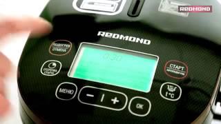 Обзор мультиварки Redmond RMC-250