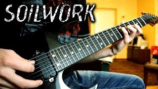 Soilwork - Let This River Flow (guitar cover by ViT) HD 1080