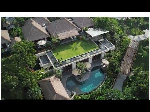 Imperial Villa At Four Seasons Resort Bali At Jimbaran Bay Youtube